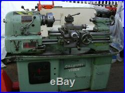 Colchester Student 1200 round head 6 x 24 gap bed lathe + 4 way tool post