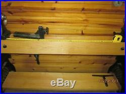 Conover Wood Lathe 16'
