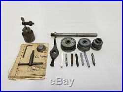 Craftsman 109 Metal lathe