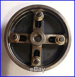 Craftsman 6 1/2 4 Jaw Wood Lathe Chuck 22560 Reversible Jaw 3/4 X 16 Tpi