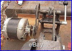 Craftsman (Atlas) 6 metal turning lathe 101 07301/4 jaw