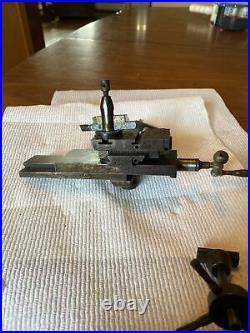 Cross Slide for Watchmakers Jewelers Machinist Lathe And Accessories