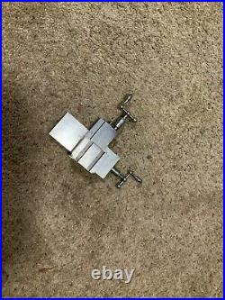 DERBYSHIRE Cross Slide for Watchmakers or jewelers Precision Lathe Tool