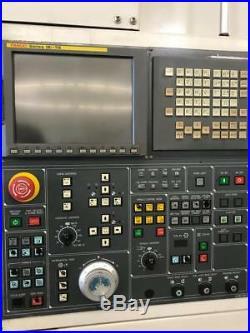 Daewoo Doosan Puma 1500sy Cnc Sub Spindle Live Tool C Y Axis Turning Lathe Sy