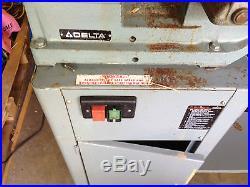 Delta Industrial Woodworking Lathe 115 volt, single phase 60Hz motor