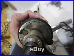 Derbyshire Elect 10 mm Watchmaker Jewelers Lathe Compound Slide Milling attach