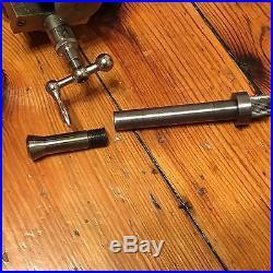 Derbyshire Jewelers Lathe Cross Slide Milling Attachment 8 mm For Magnus