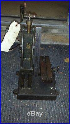 Derbyshire MicroMill Milling Machine Machinist Watch Model Tool Maker lathe
