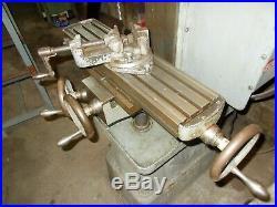 Diamond milling machine, vintage diamond milling machine #22M, antique lathe, mill