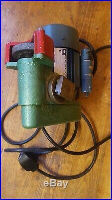 Duplex D26 Tool Post Grinder (single phase 220v for lathe, milling)
