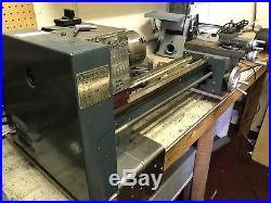 ENCO bench MACHINING LATHE MILL MODEL 110-0816 (or 0815) METAL WORKING TOOL