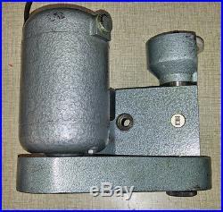 Emco Maximat V10 / V10-P, Compact 10 & Super 11 Lathe Tool Post Grinder Grinding