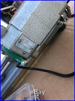 Emco Unimat Model SL Benchtop Metal Wood Lathe Extra Parts Jewelers Machinist