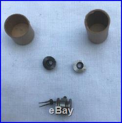 FLUME Rollifit & Hahn Zapfenrollierstuhl (NP b. Flume 5293,-) Pivot Lathe