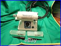Foredom Bench Lathe Motor Watchmakers / Jewelers Tool Working Good + 2 spindles