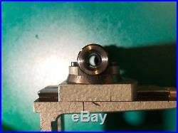 G. Boley Watchmaker Lathe Milling Attachment Uhrmahcerdrehbnak
