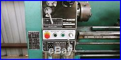Grizzly Lathe 12 x 36 with all the tooling cutters, quick change, mics, etc