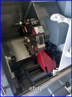 HAAS ST-10Y 2016 Axial and Radial Live Tool Holder