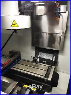 HAAS TM-1P CNC TOOLROOM LATHE with 10 Station Toolchanger, Tool Probe