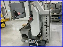 Haas TL-1 Tool Room Lathe from research lab, Low Hours