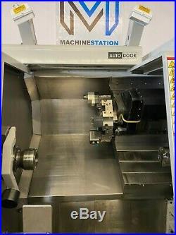 Haas Tl-25 Cnc Turn MILL Center Sub Spindle Live Tool Big Bore Lathe Sl St
