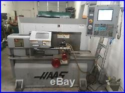 Haas Tl1 Tool Room Lathe, Auto Tool Changer, Low Hours 2006