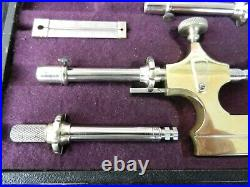 Hahn/Steiner Jacot Tool Watchmakers Lathe, very good condition 100% functional