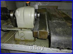 Hardinge CNC Gang Tool Lathe with Accuslide & Fagor 8025 CNC Control