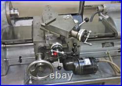 Hardinge HLV-H Precision Tool Makers Lathe LMC #47342