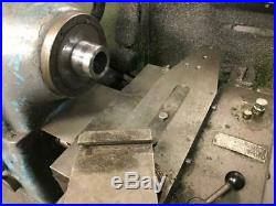 Hardinge HLV-H Super Precision Tool Room Lathe 11 x 18 1.5 HP 440V 3 Phase