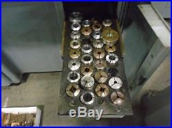 Hardinge Super Precision Lathe HC Threading Attachment & Lot Of Tooling