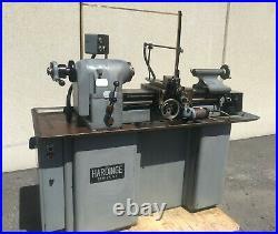 Hardinge TFB H Super Precision Tool Room Lathe 11 X 18 Serial no HLV-H-1622