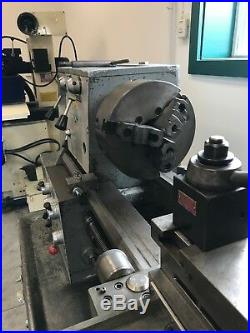 Harrison 15 Inch Tool Room Lathe for sale $5250