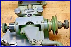Hauser pivot polisher Similiar To Levin Derbyshire Boley Lorch Watchmakers Lathe