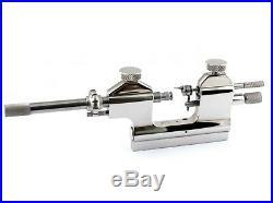 Jacot Pivot Lathe Swiss Made Bergeon Steiner 1235 Watchmaker Polishing Pivots