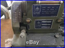 Jet Equipment And Tools Lathe Jet-1024p