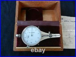 Jka Feintaster Precision Jewel Gauge Tool Watchmakers Lathe good condition