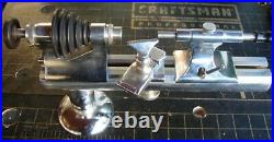 L@@k! Awesome Vintage 8mm Ww Watchmaker Lathe Great Condition Unbranded Boley