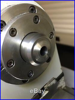 LEVIN RADIUS LATHE 10mm Precision Ball Bearing Lathe & Cross Slide Works Great