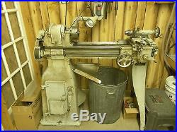 Lathe. GREAT Solid Metal Working Lathe with some Tooling Included
