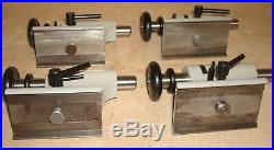 Levin 8mm Collet Holding Tailstock for Watchmaker Lathe