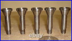 Levin 8mm WW Midget Step Chuck Set for Watchmakers Lathe NOS