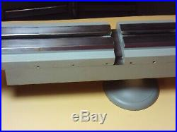 Levin Lathe Bed For Radius Attachment And Other Slides