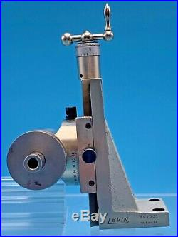 Levin Milling Attachment For Watchmaker Lathe