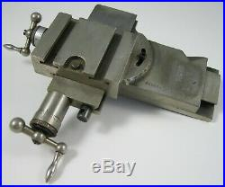 Levin Watchmakers' Lathe 2-Way Compound Cross Slide