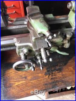 Local PICKUP South Bend Metal Lathe 9 Model A QC Gear Box Machinist Box Tools