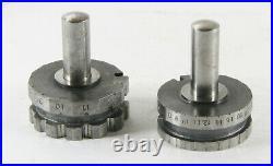 Lorch 6mm Watchmakers Lathe Pivot Drilling Burnishing Jacot Tool Bergeon #635