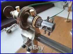 Lorch watchmaker 8mm lathe full set