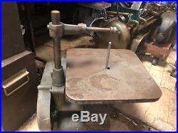 MACHINIST TOOL LATHE Machinist Butterfly Bench Top Die Filer File Machine