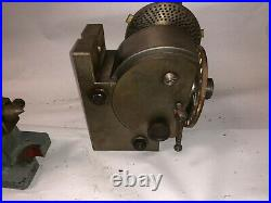 MACHINIST TOOL MILL LATHE Dividing Head Indexer Plates and Tail Stock OfCe